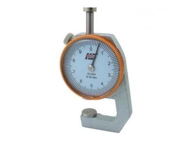 MINI GRUBOŚCIOMIERZ ZEGAROWY 0-10mm/0.1mm