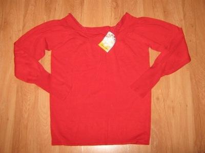 WYPRZEDAŻ-Nowy sweterek elegancki rozm.42