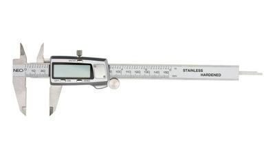 Posuvné meradlo - NEO DIGITAL CALIPER 150mm nerezová oceľ 75-011