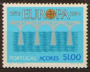 Азорские Острова Мне, 364 ** - Europa Cept 1984