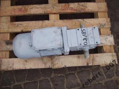 silnik elektryczny 0.8 kw motoreduktor 85
