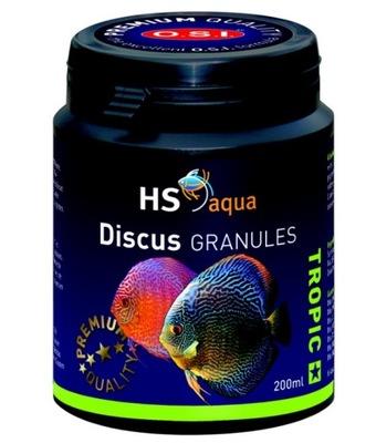 O.S.I. Discus Granules 200ml pokarm dla paletek