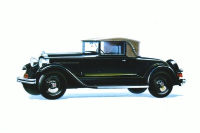 Packard Standard V8 Convertible Coupe 1932