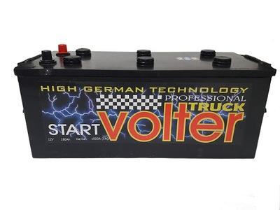 Akumulator Волтер 180AH 1000А