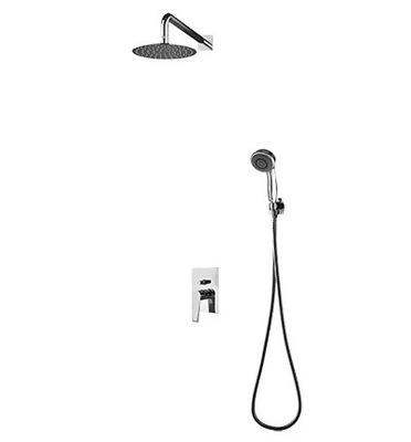 Vodovodné batérie súprava -  OMNIRES ASTORIA SYS sprchový set AS10 s dažďom.