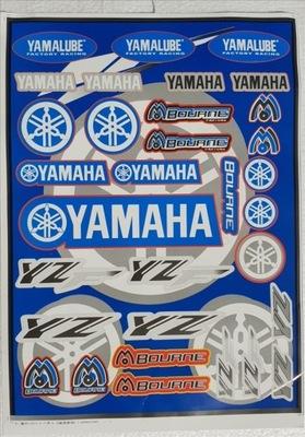 Nálepka Yamaha YZ YZF nálepky Yamaha