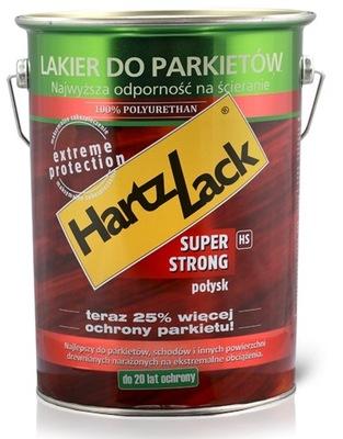 HartzLack супер Strong Лак для паркета 5л PÓŁMA