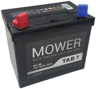32AH Batérie/350A L KARTU U1 KOSAČKA na trávu