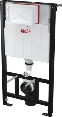 Montážny rám pre závesné WC - ALCAPLAST AM101 / 1120 PRIPOJENÝ SPOJOVACÍ TYP GEBERIT