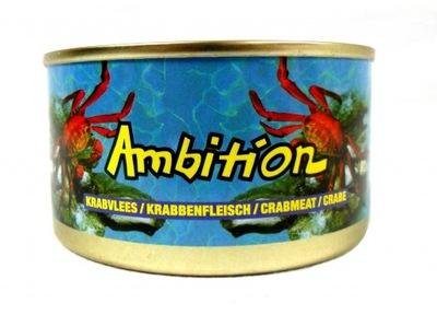 Мясо краба - измельченное 170г Ambition