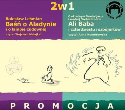 Ali Baba i Alladyn 2w1 AUDIOBOOK