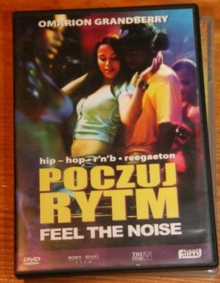 POCZUJ RYTM     DVD