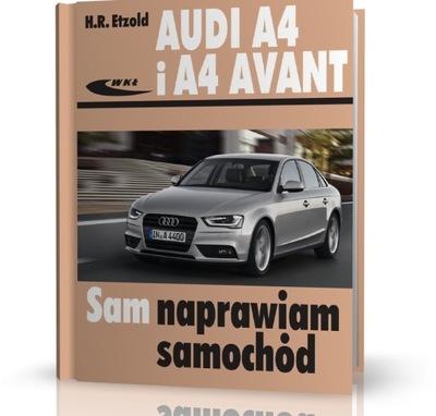AUDI A4 1,8 118 KW (160 KM) ТИП B8 SAM NAPRAWIAM