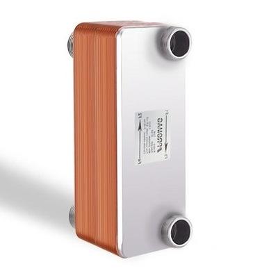 VÝMENNÍK tepla je 100 DOSKA 380 kW 6/4