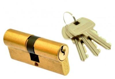 Vložka pre zámok dverí GERDA Membrány +10 kľúčov