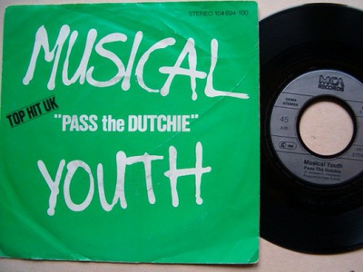 MUSICAL YOUTH - PASS THE DUTCHE - PLEASE GIVE LOVE