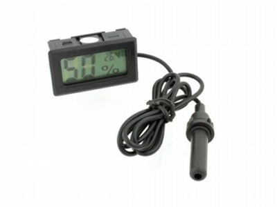 электронный гигрометр с термометром зонд