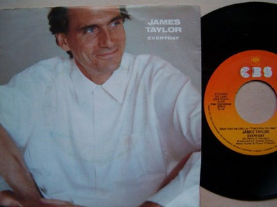 JAMES TAYLOR - EVERYDAY - LIMOUSINE DRIVER