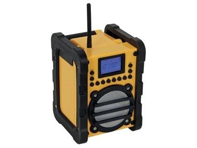 Stavebné rádio -  Výstavba Bluetooth USB vodotesné rádio