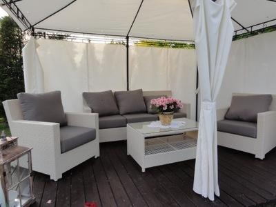 Мебель садовое техноротанга