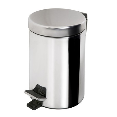 Odpadkovom koši 20L OCELE CHROME dump