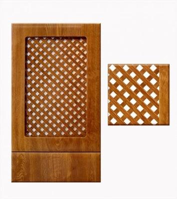 Фронты мебельное клетка деревянная клетка ажурная
