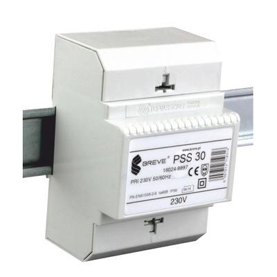 PSS 30 - 230 / 24VAC трансформатор на DIN-рейку