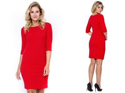 6a5159a615 Sukienka koktajlowa r.40 ELEGANCKA HAFT LICYTACJA - 7645757402 ...