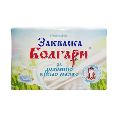 Zakwaski на основе йогурта ??? йогуртов домашних (7 пакетик .)