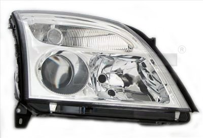 REFLEKTOR LAMPA TYC OPEL VECTRA C GTS