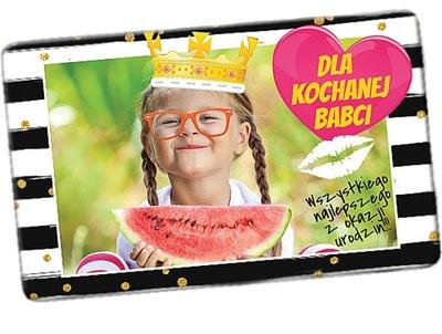 ФОТО-МАГНИТ с фотографией на холодильник подарок 7x10