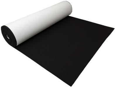войлок САМОКЛЕЯЩАЯСЯ Черный 4 мм 600 Г /м2 - 1 .5 м2
