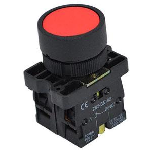Tlačidlo v miestnosti EA45 červená - VÝMENA