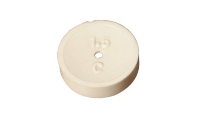 Dysza plastikowa 1,5 rozpylacza opryskiwacz krążek