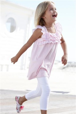 NEXT Tunika  i legginsy 1,5-2lata 92cm wPL