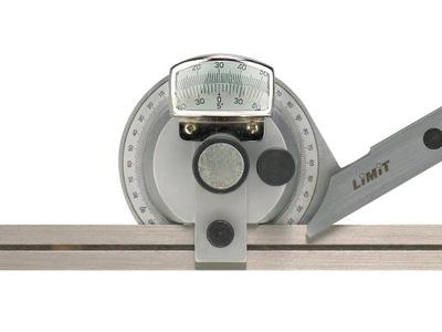 Uhlomer -  LIMIT presný kruhový uhlomer 0-90 ROBO-KOP