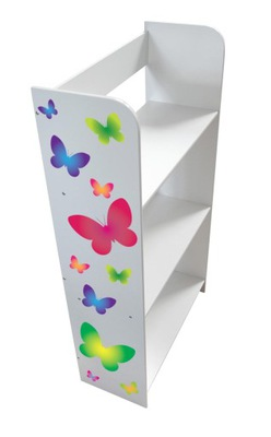 Стеллаж бабочки простой ??? детской,246037M