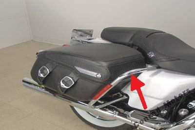 Gmole tylnie GMOL tył Harley Electra Road King
