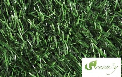 Sztuczny żywopłot trawa 1,5x3 osłona na płot atest