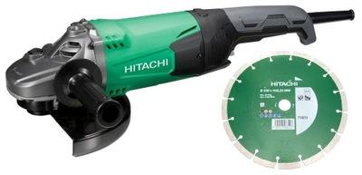 Brúska - Uhlová brúska HITACHI G23SW2W7 230 mm + disk