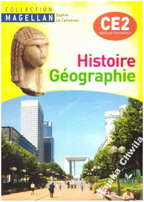 Histoire Geographie CE2 NOWY francais WYPRZEDAŻ