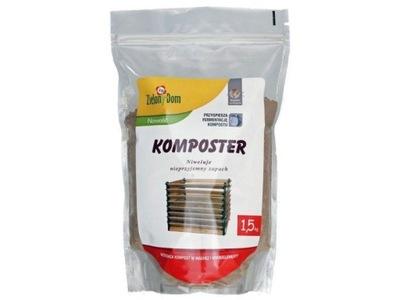 удобрение , активатор для компоста 1 ,5кг Компостер
