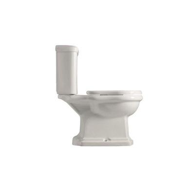 WC misa - Kerasan Retro kompletná kompaktná misa + nádrž