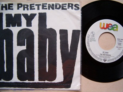 THE PRETENDERS - MY BABY - TRADITION OF LOVE