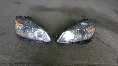MERCEDES W204 C-KLASA LAMPA REFLEKTOR H7 PRZOD