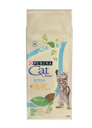 Cat CHOW KITTEN С КУРИЦЕЙ 400 +400g
