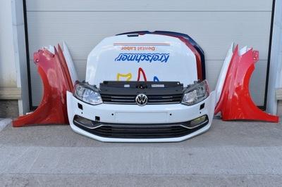 VW POLO LIFT 2014- КАПОТ ZDERZAK КРЫЛО LAMPA PAS, фото