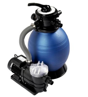 Bazénové čerpadlo, filter - Bazénový pieskový filtračný bazénový bazén na vodu