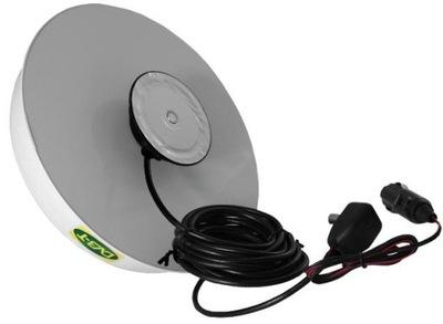 АНТЕНА DVB-T2 FULL HD UFO TIR CAMPING МАГНИТ +45DB