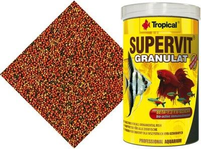 TROPICAL SUPERVIT GRAN 1000ml./500gr + Gratis